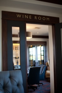 Lasseter Family Wine Room